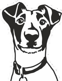 Pes - Ikona