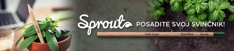 Svinčnik Sprout