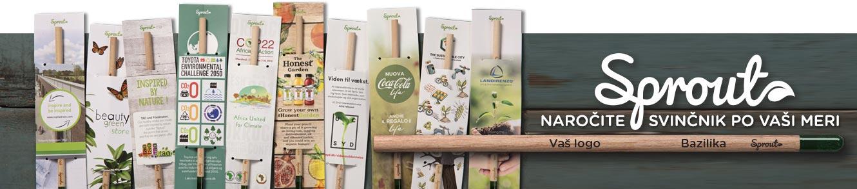 Naročite svinčnik Sprout po vaši meri